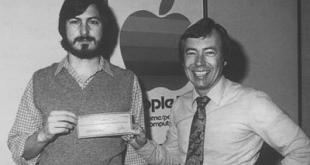 steve jobs and mike makkula